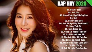 RAP HAY 2020 - Nhạc Rap Buồn Nhất Hiện Nay Gây Nghiện Dành Cho Người Cô Đơn 2020