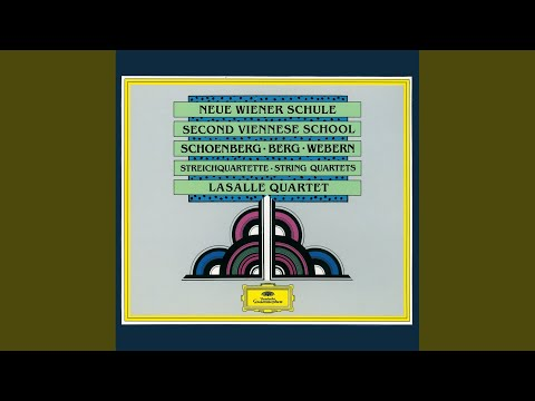 Schoenberg: String Quartet No.4, Op.37 - 1. Allegro Molto, Energico