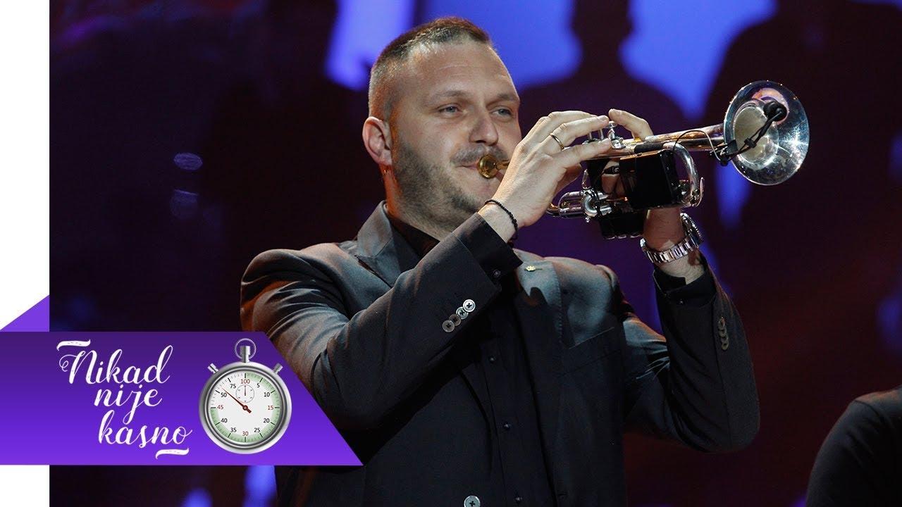 Dejan Petrovic Big band - Otpisani - (live) - Nikad nije kasno - EM 16 - 06.01.2019