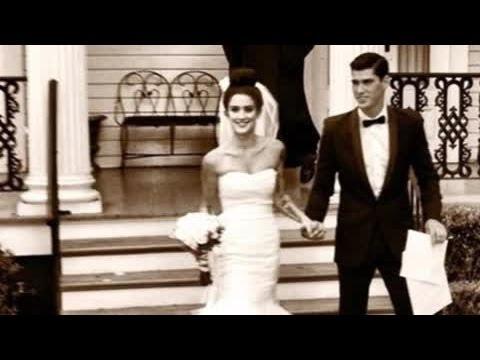 Celebrity Bytes Katie Waissel Marries Brad Alphonso Splash News Tv You