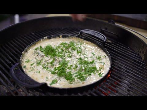Простой рецепт рыбы в сливках на сковородке