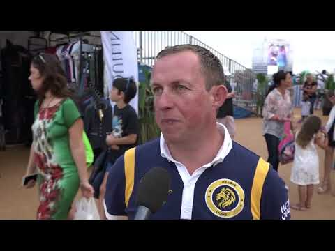 Interview Gerco Schröder - Videa a ohlasy Prague Lions po úvodu GCL v Miami
