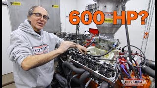 440 Goes For 600 HP on Dyno - 1970 Volvo First Drive This Century