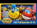[Super Wings] Full Episodes 43~45(ENG)