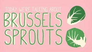 Brussels Sprouts: Holiday Superfoods | A Little Bit Better With Keri Glassman