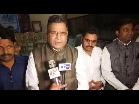 Uttarbhartiya morcha distric president deviprasad upadhyay interview