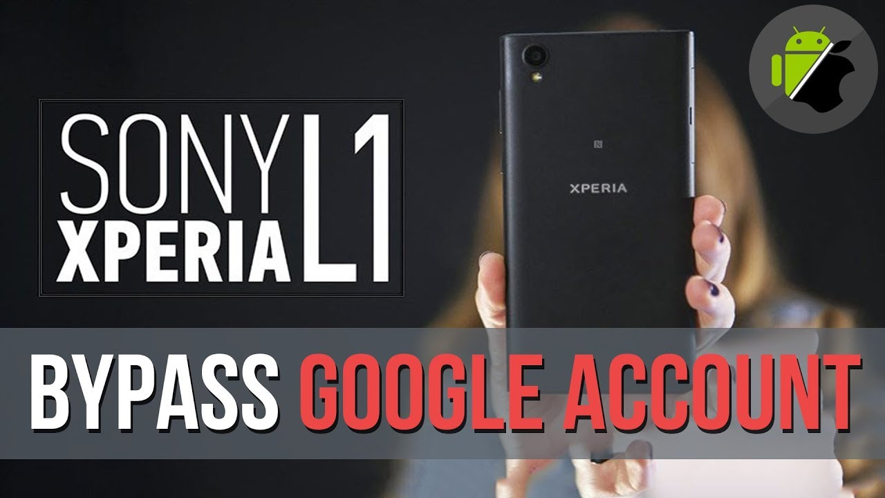 Bypass FRP Google account Sony Xperia L1 (Android 7) & all Sony Xperia by  addROM Channel