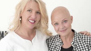 Karen Betts Talks Microblading With Gail Porter