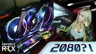 Что скрывает AORUS RTX 2080 XTREME ?...