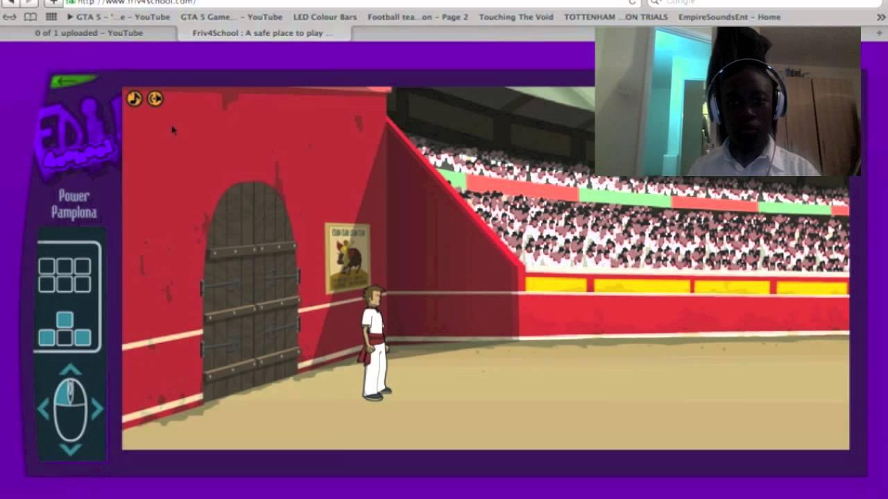 Friv 4 School Pampalona Game Youtube