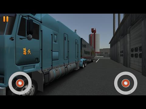 TSU |truck simulator usa kenworth k100 | locos al volante|truck simulator usa|kilómetros  a montreal