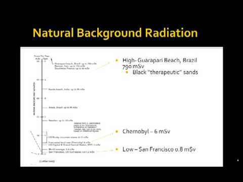 Public Health and Radiation Dose Limits