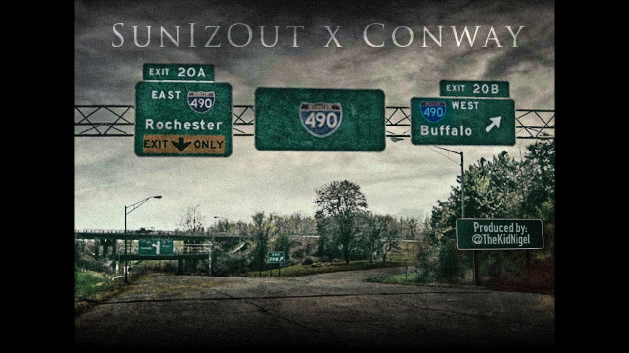 SunIzOut (SunN.Y.) 490 ft. Conway the Machine (produced by @TheKidNigel)
