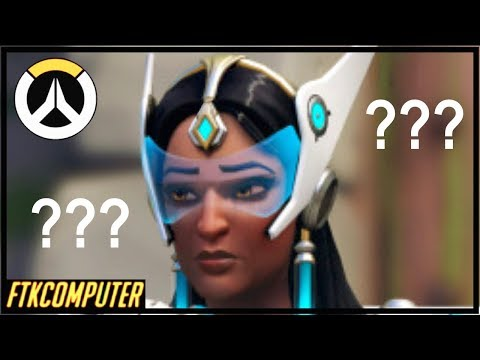 Had to Switch Off Heals to Show Them How to DPS (Overwatch)
