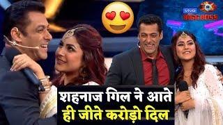 Bigg Boss 13 : Shehnaaz Kaur Gill The Most Entertaining Contestant In Bigg Boss House !!