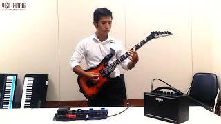 Chơi guitar điện nên bắt đầu từ đâu? – Minh Rock