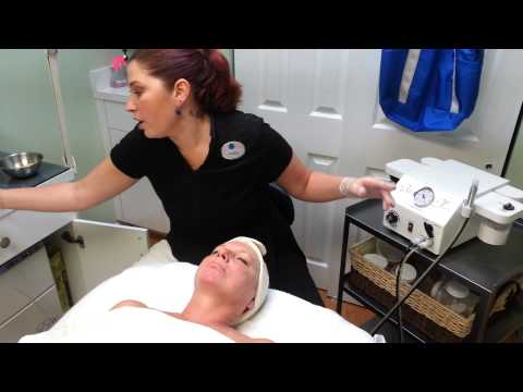 Oxydermabrasion Treatment -  The Lane Spa, Palm Beach Gardens