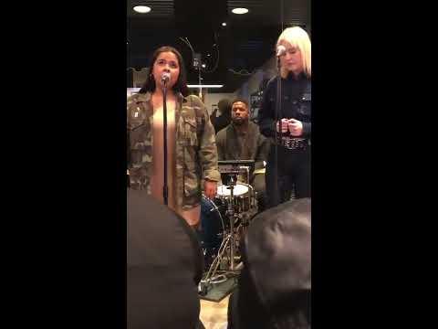 Landslide- Chloe Kohanski & Brooke Simpson