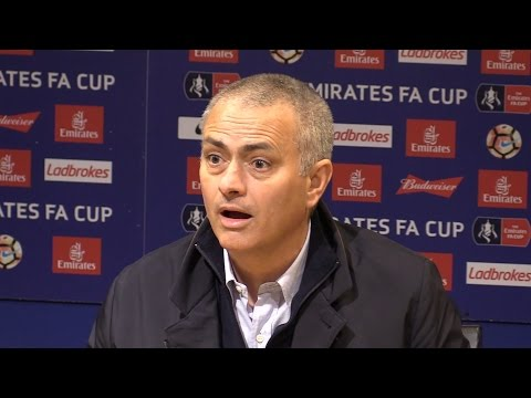 Manchester United 4-0 Wigan - Jose Mourinho Full Post Match Press Conference - FA Cup