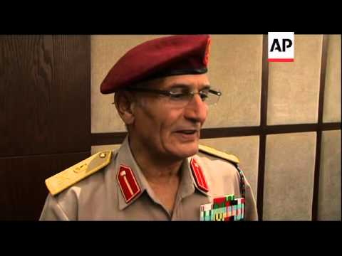 NTC official comments on whereabouts of Moammar Gadhafi