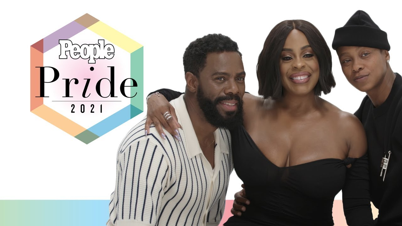"""Download How Colman Domingo and Niecy Nash Became Chosen Family : """"I Can Call Him at 3 AM"""" 