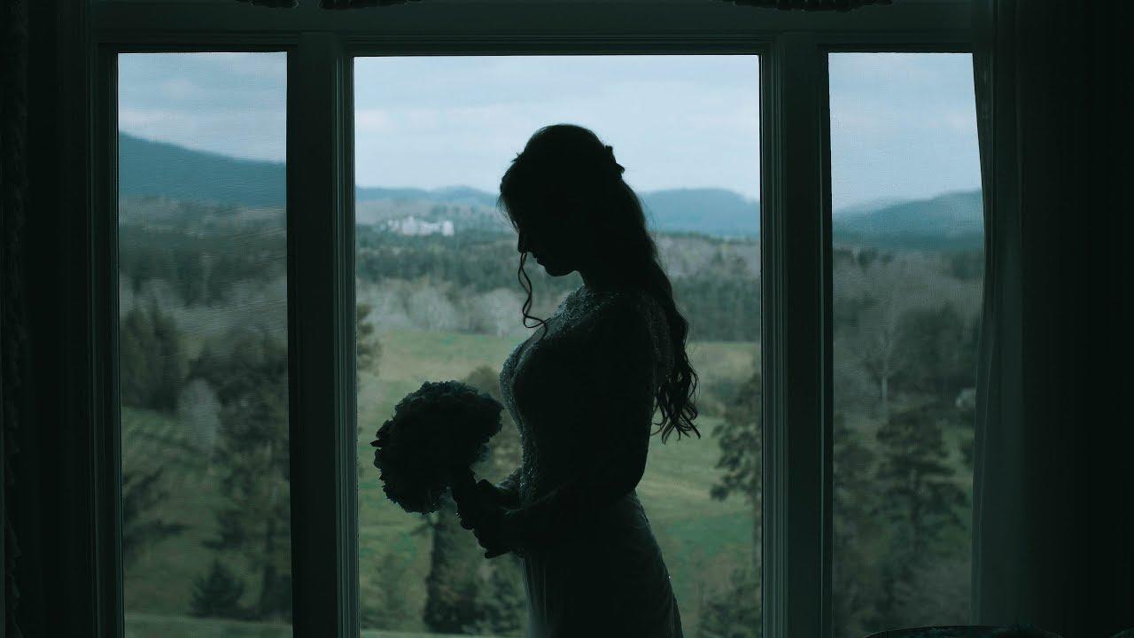 BRIDES EMOTIONAL VOWS   Elegant Fairytale Biltmore Estate Wedding Film - Biltmore, North Carolina