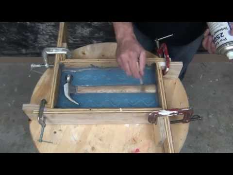Mold Making Tutorial: 2 Piece Silicone hammer mold With 73-20 from YouTube · Duration:  16 minutes 27 seconds