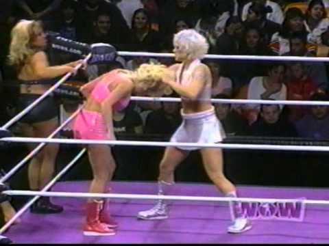 Women Of Wrestling  Episode 10: Part 6  Lana Star & Patti Pizzazz Vs Poison & Ice Cold