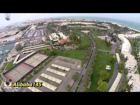 DJI F550: Kuwait Khairan Resort 2014