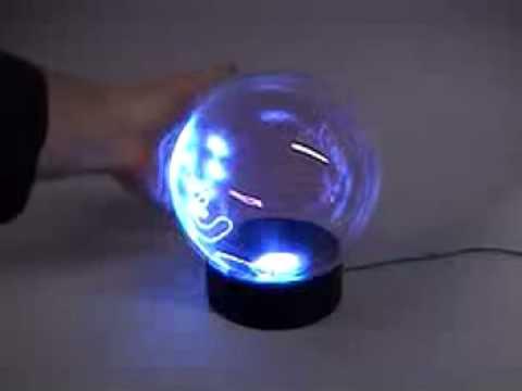 Phantom Dynamics Plasma Globe Lighting Globe Display