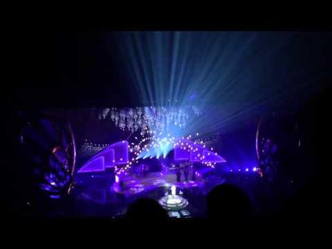 Mariah Carey - Hero live (Las Vegas) Feb 19 2016