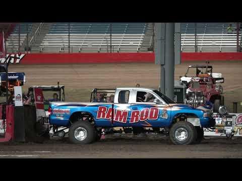 Ram Rod 2019: Pro Pulling Nationals - Lucas Oil Speedway