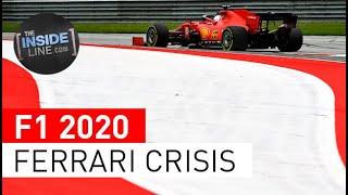 Is Scuderia Ferrari now in crisis?