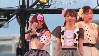 らぶどる ラルドル アイドル横丁夏まつり 赤レンガ ライブ映像.
