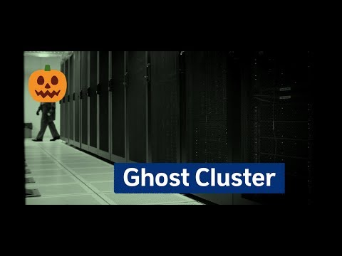 Centre de Calcul | Ghost Cluster