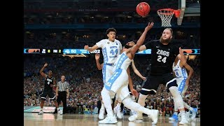 2017 NCAA Championship Game   Gonzaga vs North Carolina
