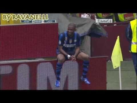 Inter Milan 2-1 Lazio - ETO'O - 54'