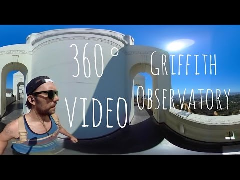 360° Griffith Observatory Tour in Los Angeles