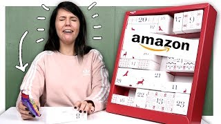 Ich teste den Amazon 25€ Surprise Adventskalender!