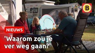 Toch goed jaar voor campings door mooie zomer | Omroep Brabant