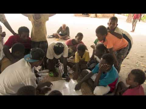 Helping People Help Themselves: Solomon Islands 2014