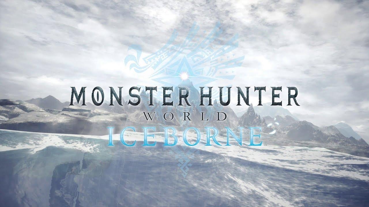 Monster Hunter: World G rank Iceborne expansion announced