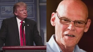 Why Carville Won't Be Playing Trump in Debate Prep