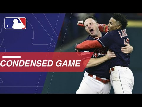 Condensed Game: NYY@CLE Gm2 10/6/17