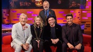 The Graham Norton Show S24E07 Michael Buble, Ian McKellen, Carey Mulligan, Taron Egerton