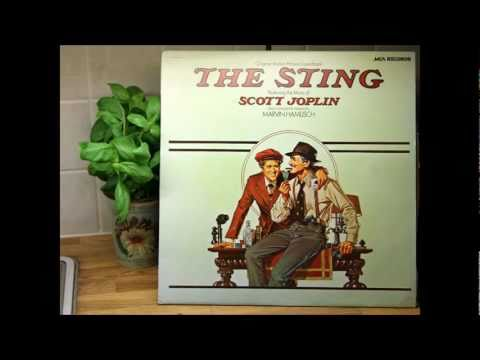 The Sting 1973 Soundtrack (14) - The Entertainer (Arranged by Gunter Schuller)