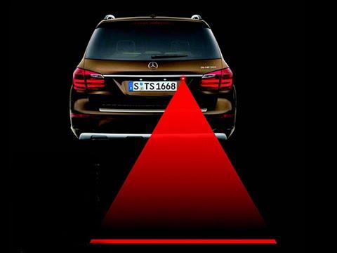 Cмотреть Лазерный стоп сигнал на любой автомобиль