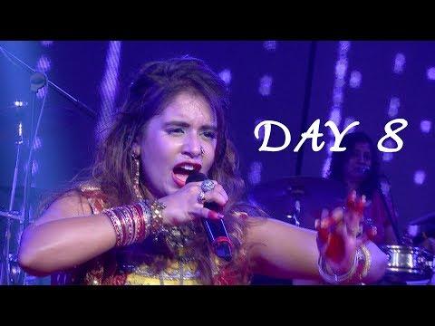 Aishwarya Majmudar Live | Navratri Special | 2017 | DAY 08