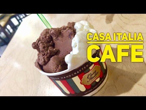 Casa Italia Cafe Gelato and Pizza SM North EDSA The Block Manila by HourPhilippines.com