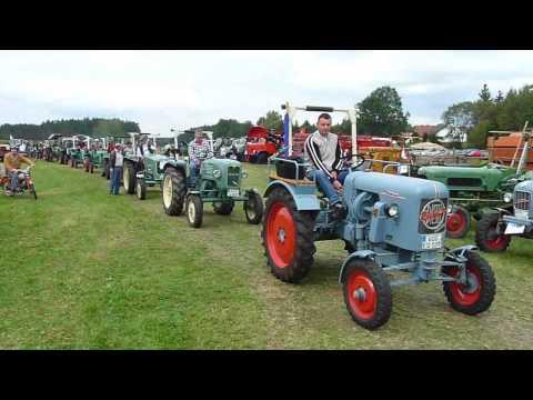 Traktoren- und Oldtimertreffen in Unterrödel Teil 2 (2009)